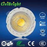 Nuovo riflettore GU10 SMD del LED con l'obiettivo
