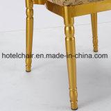 Napolen 금속 대나무 Chiavari 황금 Aluminuim 의자