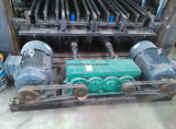 Brique automatique de bloc de cendres volantes de Qt10-15D faisant la machine bloquer former la machine