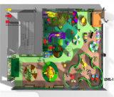 Спортивная площадка опирающийся на определённую тему малышей джунглей занятности Cheer крытая для Sale