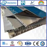 Il favo di alluminio riveste il prezzo di pannelli