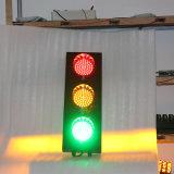 2 양상 소형 125mm 주문을 받아서 만들어진 LED 교통 신호 빛