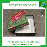 Подгонянная выбивая коробка хранения коробки подарка коробки упаковки подарка картона