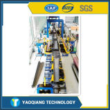 Linea di produzione cinese della saldatura del fascio di casella di alta efficienza