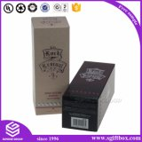 Casella impaccante di carta variopinta del profumo del regalo della stagnola del nastro