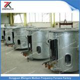 Fornalha de indução elétrica de derretimento de cobre (GW-100)