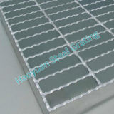 Cubierta Grating de acero del foso de Haoyuan con extensamente aplicaciones