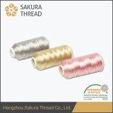 Filetto metallico multicolore con alta tenacia