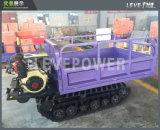 Carro especial do transporte da esteira rolante do projeto da patente