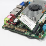 D525-L verdoppeln LAN-Arm-Motherboard mit 2*Sataii/8*USB 2.0/6*COM /1 *Msatafob Bezugspreis