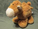 동물성 낙타에 의하여 채워지는 견면 벨벳 장난감