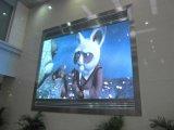 Schermo dell'interno RGB P6 che fa pubblicità alla visualizzazione di LED