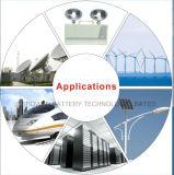 12V 200ah 태양 전지 Fortelecom 또는 수명 20 년을%s 가진 광전지 응용