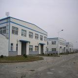 Structure métallique d'atelier d'usine de modèle moderne avec la qualité
