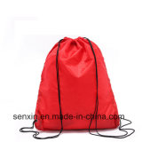 Sac de sac à dos de cordon de Polyesrer