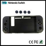 Volle Karosserien-enthäutet Gleitschutzsilikon-Deckel schützenden Kasten für Nintendo-Schalter-Konsole