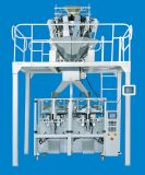 組合せのMultiheadの計重機が付いている縦形式の盛り土のシールのアーモンドのパッキング機械