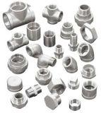 Encaixes de tubulação sem emenda da solda de extremidade do aço inoxidável