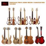 Petite guitare électrique, guitare de quatre chaînes de caractères, Ukulele d'Hawaï