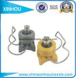 Bocal da braçadeira do pulverizador da pressão do equipamento da lavagem de carro do ilhó do ventilador para lavar