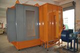 Cabine manual da pintura do revestimento do pó de Colo para o perfil de alumínio