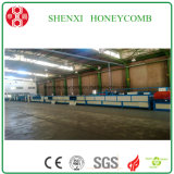 Machine feuilletante de nid d'abeilles de Double couche de Wuxi Shenxi