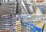 De Profielen die van de Uitdrijving van het Aluminium van het Frame van de Buis van het aluminium Buis 6061 6063 7001 7075 trekken
