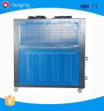 Tipo refrigerador do ar do alimento & da bebida do parafuso do refrigerador do ar da baixa temperatura