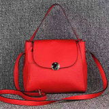 Compra em linha Emg4596 da bolsa nova do ombro do couro do saco das mulheres da chegada