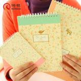 Cuaderno espiral para la escuela