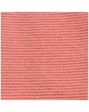 가을 겨울 동안 100% 모직 뜨개질을 하거나 뜨개질을 한 소녀 분홍색 스웨터
