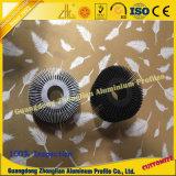 De Levering Aluminim Heatsink van de Fabriek van Foshan met CNC het Machinaal bewerken