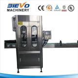 Máquina que envuelve del vapor de la escritura de la etiqueta automática del encogimiento para la botella del animal doméstico