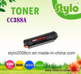 Cartucho de tonalizador de Cc388A (88A) para a impressora do cavalo-força LaserJet do uso