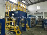 Máquina de desenho intermediária 1 do fio de cobre de Hxe-10ds