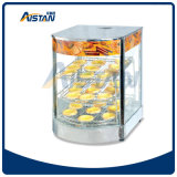 Macchina della vetrina della visualizzazione dello scaldino degli alimenti a rapida preparazione dello spuntino R60-2