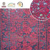 Stickerei-Spitze-Gewebe-Polyester der Qualitäts-2017, das 173 trimmt