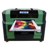 """China fêz 13 """" larguras e 24 """" comprimentos impressora UV plástica da folha do cartão, do saco de plástico e do plástico"""