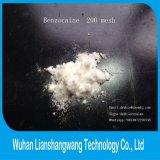 порошок CAS 94-09-7 Benzocaine болеутоляющего средства 200mesh местное наркозное сырцовый
