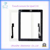 Convertisseur analogique/numérique en verre avant d'écran tactile de garniture pour la pièce de rechange de l'iPad 3/4