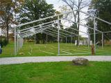 Tende della tenda foranea dell'arco di esposizione automatica per il partito evento/della festa nuziale
