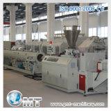 800mm Belüftung-Rohr-Plastikproduktions-Strangpresßling, der Maschinen-Zeile bildet