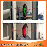 Escáner de cuerpo entero, Escaner a través de escáner, detector de metales Super Scanner Walk Through Gate
