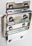 Toolbox алюминиевого сплава коробки аппаратуры точности съемки Pickaback алюминиевый противоударный