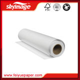 90GSM 1, 600mm*63inch jejuam papel seco do Sublimation da tintura para a impressora larga de Inkejet do formato