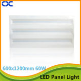 Iluminação de painel do teto do diodo emissor de luz do Ce 60W do modelo novo 600X1200mm