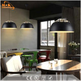 Schwarzer Eisen-hängender heller kleiner Dachboden-hängende Lichter für Küche-Stab/Kaffeestube/Gaststätte