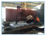 Peças da fabricação da construção de aço para a engenharia marinha