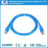 Caractéristiques initiales de qualité chargeant le câble usb micro