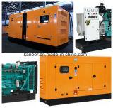Cummins 120kw 150kVAのセリウムBV ISOのディーゼル発電機セットの防音の発電機